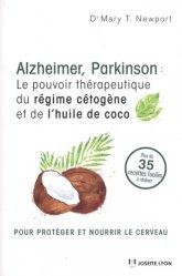 Dernières parutions sur Alzheimer et Parkinson, Alhzeimer, parkinson