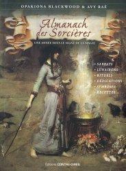 Dernières parutions sur Herbiers - Agendas - Calendriers - Almanachs, Almanach des sorcières