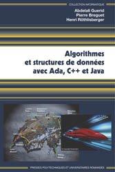Dernières parutions sur Conception - Modélisation, Algorithmes et structures de données avec ADA, C+  et Java
