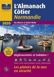 Dernières parutions sur Cartes et guides de croisière, Almanach côtier Normandie 2020