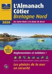 Dernières parutions sur Cartes et guides de croisière, Almanach côtier Bretagne Nord 2020