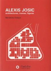 Dernières parutions dans Formes & figures, Alexis Josic