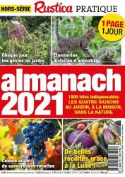 Dernières parutions sur Jardins, Almanach 2021