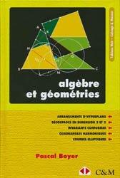 Dernières parutions dans Mathématiques en devenir, Algèbre et géométries