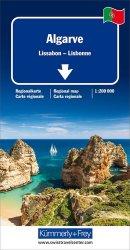 Dernières parutions sur Portugal, Algarve, Lisbonne. 1/200 000