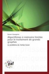 Dernières parutions sur Algorithmique - Objet, Algorithmes à mémoire limitée pour le traitement de grands graphes