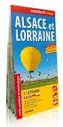 Dernières parutions dans Comfort ! Map, Alsace et Lorraine. 1/275 000