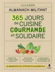 Dernières parutions sur Cuisine bio et diététique, Almanach de cuisine engage