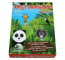 Souvent acheté avec 200 sketchs pour développer la compréhension du langage oral et écrit, le Amstramgram