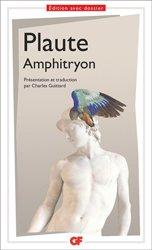 Dernières parutions dans GF bilingue, Amphitryon