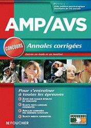 Souvent acheté avec Concours AS Annales corrigées, le AMP - AVS Annales corrigées
