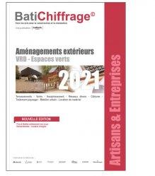 Dernières parutions sur Bâtiment, Aménagements extérieurs VRD - Espaces verts 2021