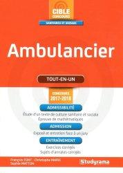 Ambulancier  Tout en Un