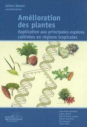 Souvent acheté avec Fruits et légumes Caractéristiques et principaux enjeux, le Amélioration des plantes