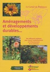 Souvent acheté avec Produits de protection des plantes, le Aménagements et développement durables