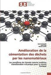 Dernières parutions sur Sciences des matériaux, Amélioration de la cémentation des déchets par les nanomatériaux