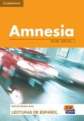 Dernières parutions dans Cambridge Spanish, Amnesia - Nivel Inicial 1
