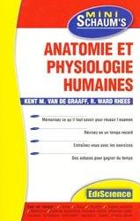 Souvent acheté avec Formulaire PCEM 1, le Anatomie et physiologie humaines