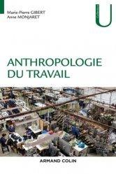 Dernières parutions dans U, Anthropologie du travail