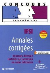 Souvent acheté avec Aide-soignant, le Annales corrigées IFSI