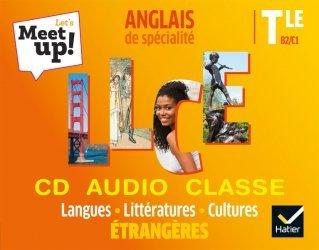 Dernières parutions sur Terminale, Anglais LLCE Tle - Éd. 2020 - Coffret CD