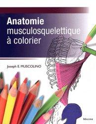 Souvent acheté avec Toute l'UE1 en fiches, le Anatomie musculosquelettique à colorier