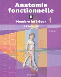 Souvent acheté avec Biomécanique fonctionnelle  Membres-Tête-Tronc, le Anatomie fonctionnelle 2