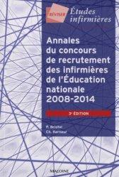 Dernières parutions dans Réviser, Annales du concours de recrutement des infirmières de l'Éducation nationale 2008-2014