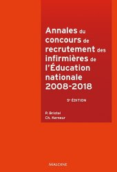 Dernières parutions dans RÉVISER, Annales du concours de recrutement des infirmières de l'Education nationale