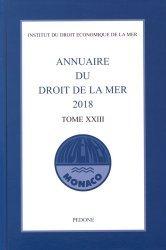 Dernières parutions sur Commerce international, Annuaire du droit de la mer
