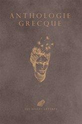 Dernières parutions sur Grec ancien, Anthologie grecque