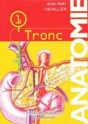 Souvent acheté avec Biochimie, le Anatomie 1 Tronc