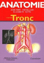 Souvent acheté avec Anatomie Tome 3 ORL, le Anatomie 1 Tronc