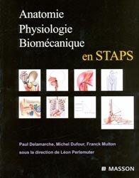 Anatomie Physiologie Biomécanique en STAPS