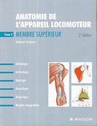 Souvent acheté avec Anatomie de l'appareil locomoteur Tome 1 Membre inférieur, le Anatomie de l'appareil locomoteur Tome 2 Membre supérieur