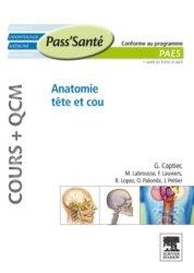 Souvent acheté avec UE 3a Organisation des appareils et des systèmes, le Anatomie tête et cou