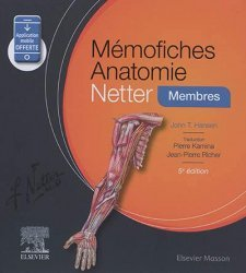 Dernières parutions sur PACES - PASS - LAS - MMOP, Anatomie Netter. Membres