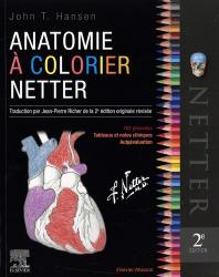 Dernières parutions dans , Anatomie à colorier Netter