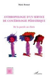 Anthropologie d'un service de cancérologie pédiatrique