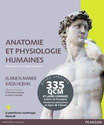 Souvent acheté avec Mémo visuel de physiologie humaine, le Anatomie et physiologie humaines + livret de QCM corrigés