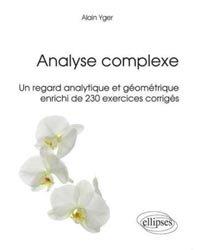 Dernières parutions sur LMD, Analyse complexe