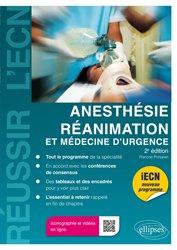 Anesthésie/réanimation et médecine d'urgence