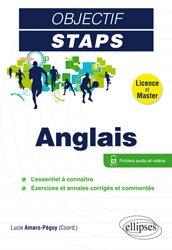Dernières parutions dans Objectif STAPS, Anglais