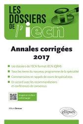 Dernières parutions dans , Annales corrigées 2017