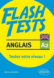 Dernières parutions sur Vocabulaire, Flash Tests Anglais A2