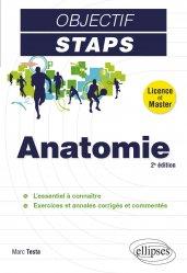Dernières parutions sur Enseignement du sport, Anatomie - 2e édition