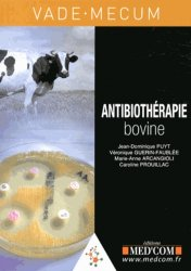 Dernières parutions dans Vade-mecum, Antibiothérapie bovine https://fr.calameo.com/read/005370624e5ffd8627086