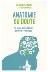 Dernières parutions dans Psychothérapie, Anatomie du doute : du doute pathologique au doute stratégique