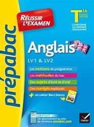 Dernières parutions sur Terminale, Anglais LV1 & LV2 Tle toutes séries