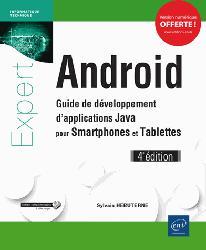 Dernières parutions sur Téléphones, tablettes - Mobilité, Android